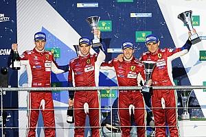 WEC Ultime notizie Per la Ferrari un week end all'insegna della perfezione