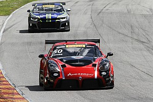 PWC Race report Mid-Ohio PWC: James beats Aschenbach in race two