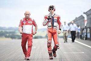 MotoGP Breaking news Lorenzo: Juara bersama Ducati hanya masalah waktu