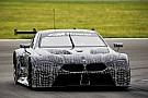 BMW rondt eerste test met nieuwe M8 GTE af op Lausitzring