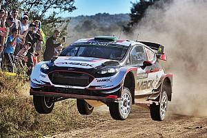WRC Actualités Une succession de petits ennuis pour Evans