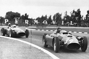 Quand Fangio partageait sa première victoire Ferrari