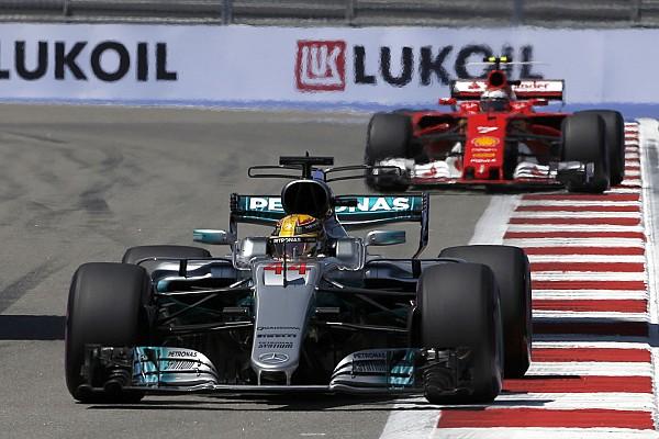 Formula 1 Son dakika Hamilton, Ferrari ile gerçek yarış bekliyor