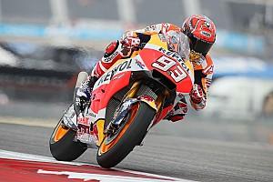 MotoGP Репортаж з практики Гран Прі Америк: Маркес та Педроса стали кращими у четвертій практиці