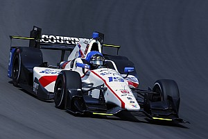 "IndyCar Breaking news Jones ""close"" to new contract with Coyne"