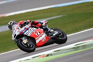 MotoGP Practice report Assen MotoGP: Redding leads Rossi in wet third practice