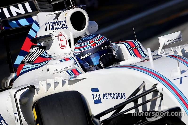 "Williams ""there or thereabouts with Ferrari and Red Bull"", says Bottas"