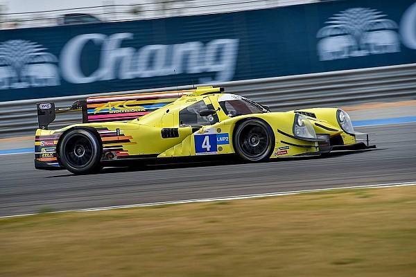 Le Mans Breaking news ARC Bratislava stop program LMP2