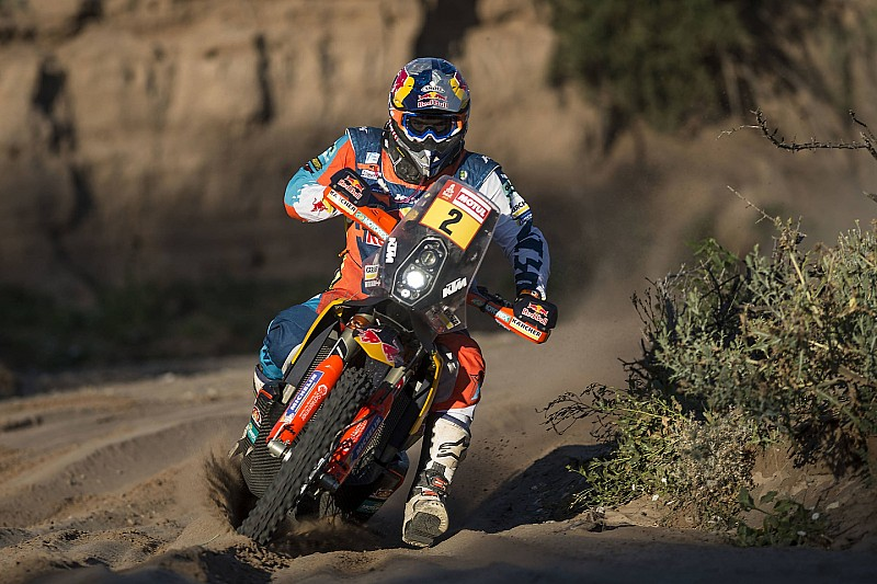 Dakar 2018: Walkner scoort zeventiende overwinning voor KTM