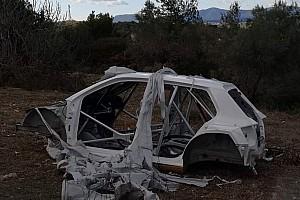 Rally Ultime notizie Confermato: la scocca ritrovata in Grecia è della ŠKODA rubata a Rendina