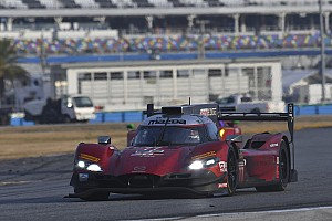 IMSA Breaking news Mazda upbeat despite disastrous Rolex 24 showing