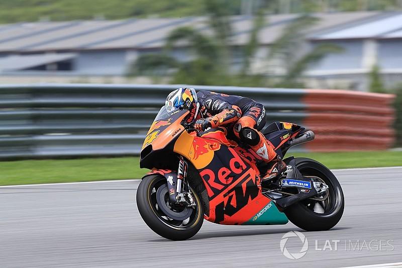 """KTM: """"Ontbreken van Espargaro in Buriram een grote teleurstelling"""""""