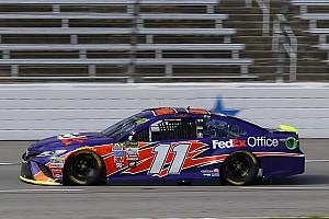 NASCAR Cup Reporte de prácticas Denny Hamlin fue el mejor en la práctica final en Texas