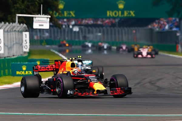 F1 メキシコの標高がPU性能を均衡化、フェルスタッペンの圧勝を手助け?