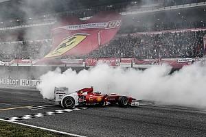 Hoogtepunten van het grootste Ferrari-feest ter wereld