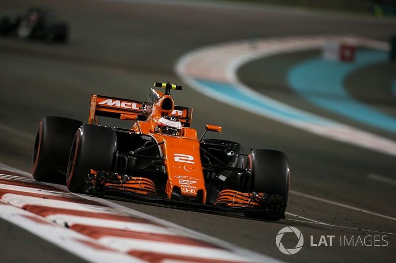 McLaren explica problema de Vandoorne em Abu Dhabi