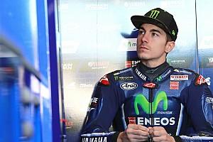 Yamaha terpuruk, Vinales: Kami semua patut disalahkan
