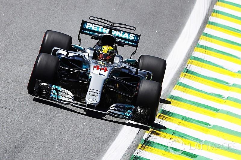 Formel 1 2017 in Brasilien: Streckenrekord für Lewis Hamilton