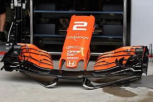 Formula 1 Analisi McLaren: l'ultimo flap dell'ala anteriore è più scarico