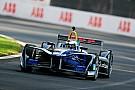 Formule E Carmen Jorda test Formule E-auto: