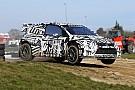 World Rallycross Volkswagen mulai tes Polo WRX baru