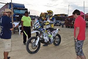 Dakar Intervista Dakar, Gerini: