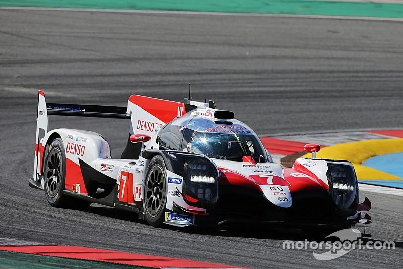 Next-gen LMP1 rules should limit hybrids - Toyota