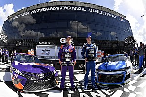 NASCAR Cup Ergebnisse