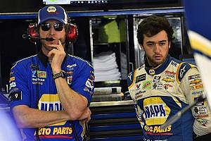NASCAR Sprint Cup Noticias Chase Elliott admite que tiene mucho por mejorar