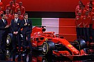Ferrari desvela el SF71H, con el rojo como protagonista