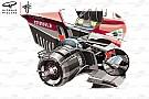Formula 1 Analisi Ferrari: il nuovo bracket non migliora la meccanica, solo l'aero