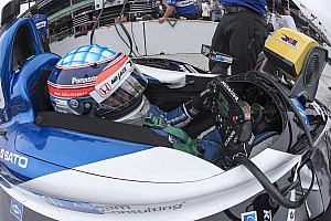 IndyCar 速報ニュース 佐藤琢磨、ファスト・フライデーは24位「スピードにまだ満足できない」