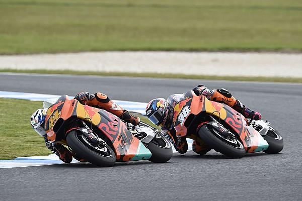 Еспаргаро: Боротися на KTM у топ-6 було дивно