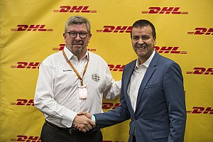 Forma-1 Motorsport.com hírek Szerződést hosszabbított a DHL, és beszáll az eSportba