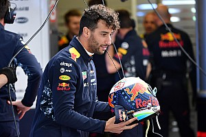 Формула 1 Важливі новини Даніель Ріккардо представив новий дизайн шолома