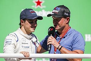 Massa não se incomoda com comparações a Barrichello