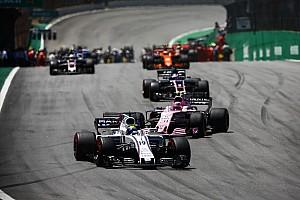 Формула 1 Комментарий Прямая речь: Гран При Бразилии словами гонщиков