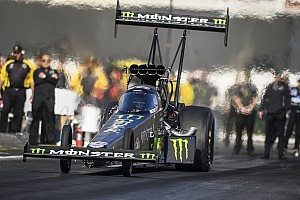 NHRA Race report B. Force and Hight earn John Force Racing double title win