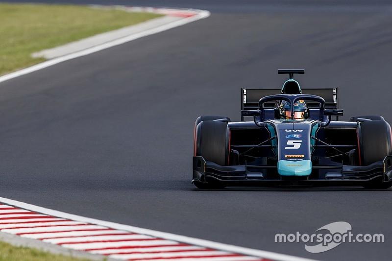 ハンガロリンクレース2:アルボンが逆転優勝。福住は今季最高の6位