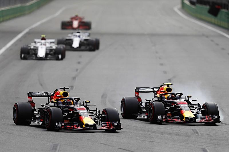 У Red Bull вирішили втручатися в ситуації, схожі з Баку