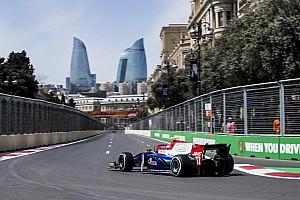 FIA F2 Ultime notizie Ferrucci, Gunther e Fukuzumi penalizzati dopo le Qualifiche di Baku
