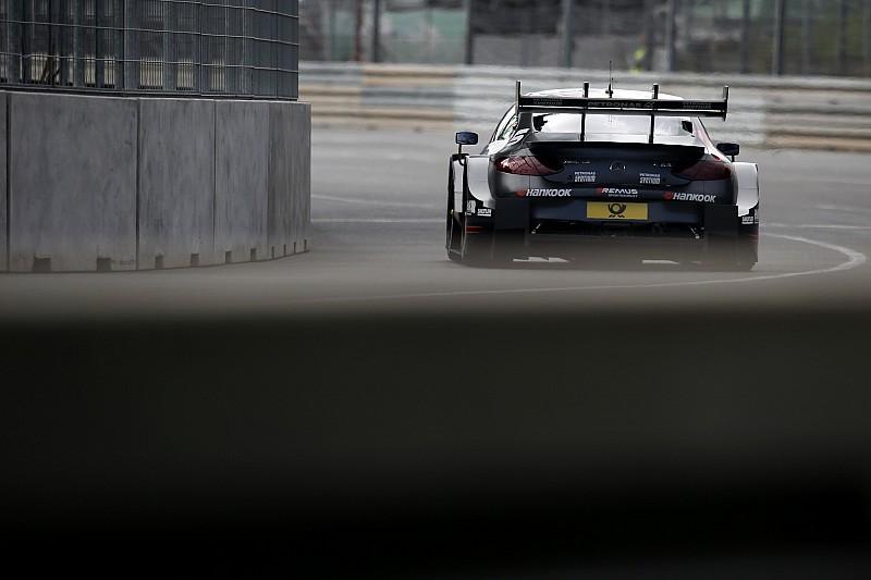 DTM Norisring 2018, Sonntag: Die Startaufstellung in Bildern