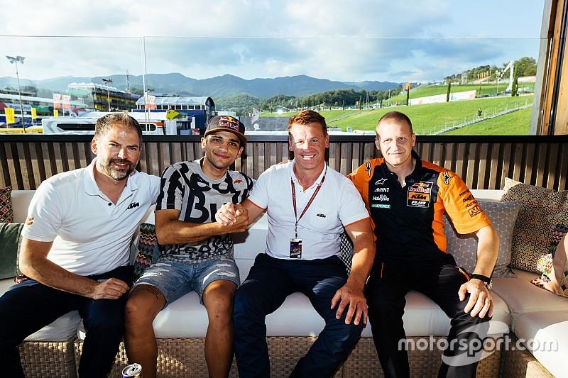 Officiel - Martín en Moto2 avec KTM Ajo Motorsport en 2019 et 2020