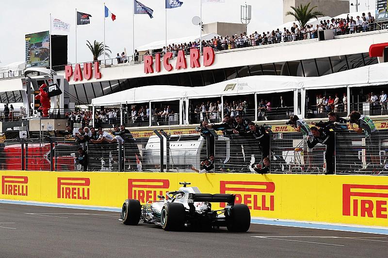 Вольфф визначив складові перемоги Mercedes у Франції