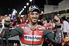 MotoGP Championnat - Le meilleur début de saison de Dovizioso
