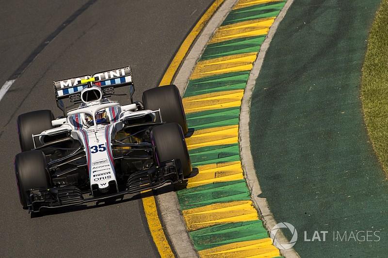 Los pilotos de Williams se ilusionan con llegar a la Q3