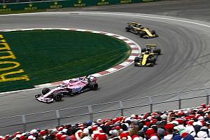 Formule 1 Réactions Ocon estime que les Renault étaient battables