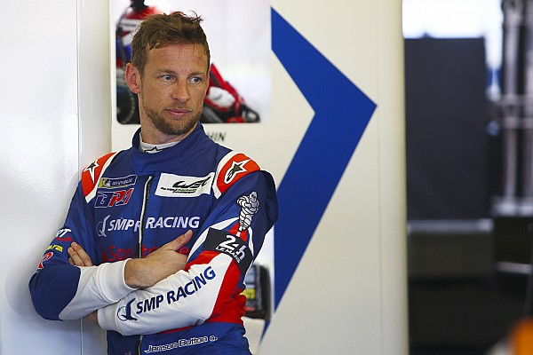 """Button admits he found Le Mans """"disconcerting"""" at first"""