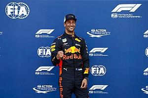 Formel 1 Reaktion Strahlender Monaco-Polesetter Ricciardo: