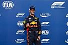 Formel 1 Strahlender Monaco-Polesetter Ricciardo: